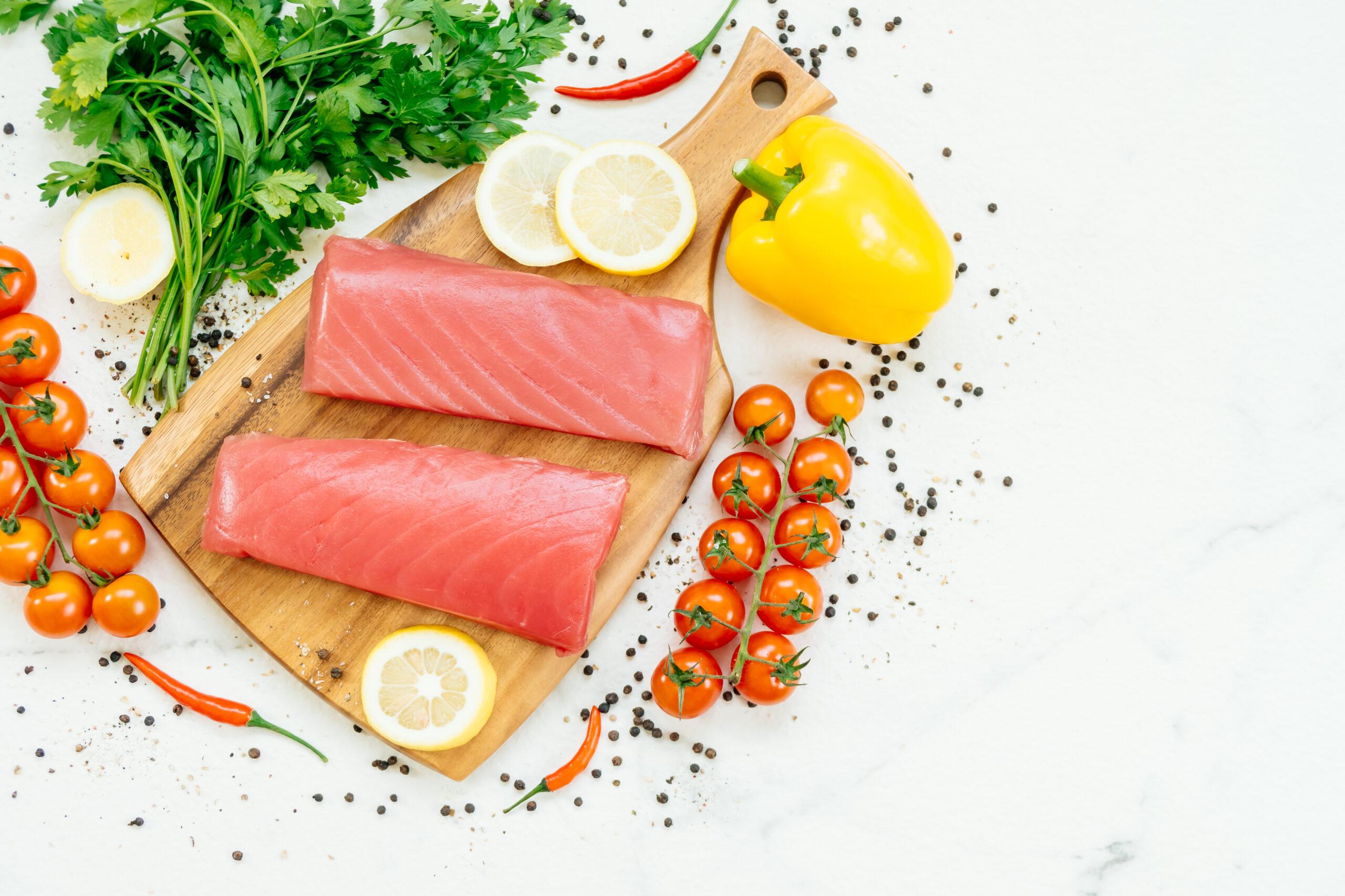 Przepis na: Tuńczyk Algarvia