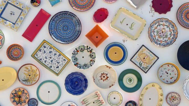 Ceramika. Kolorowa odsłona Portugalii